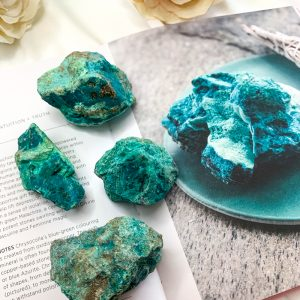 chrysocolla-rough