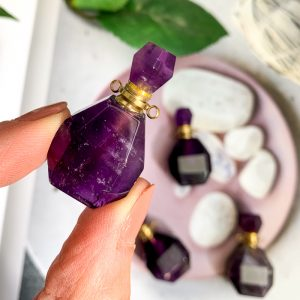 amethyst-perfume-bottle